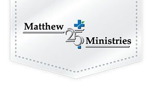 Mathew Ministries logo